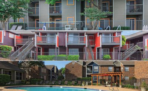 North Austin Apartment Portfolio