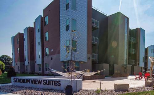 Stadium View Student Housing DST