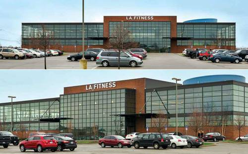 Columbus OH LA Fitness